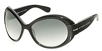 marc jacobs sunglasses black and bug eyed