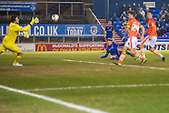 Oldham Athletic v Blackpool 150316