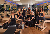 Club Pilates Poses and Group