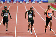 Jimmy Vicaut competes in men 100m during the Meeting de Paris 2018, Diamond League, at Charlety Stadium, in Paris, France, on June 30, 2018 - Photo Philippe Millereau / KMSP / ProSportsImages / DPPI
