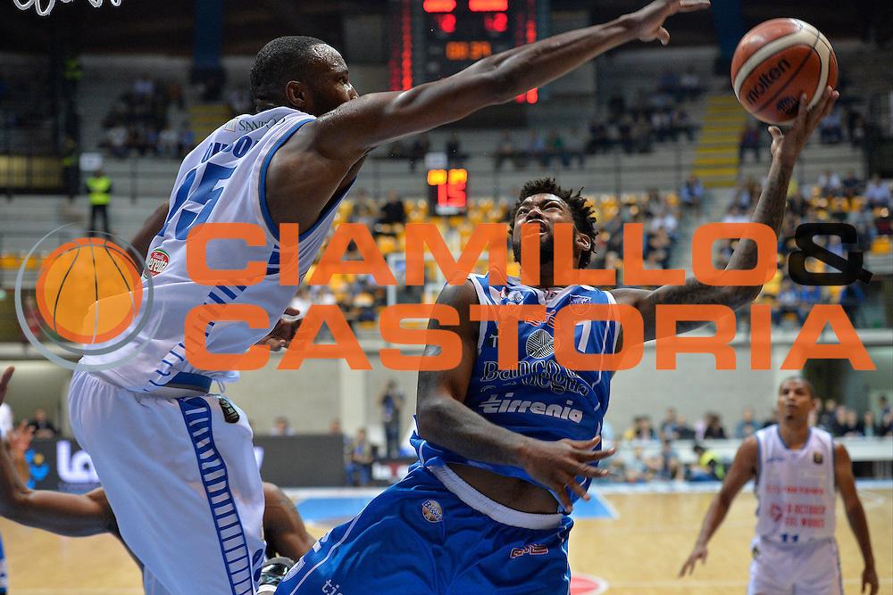 Trevor Lacey<br /> Red October Cantu' Banco di Sardegna Sassari<br /> LegaBasket 2016/2017<br /> Desio 23/10/2016<br /> Foto Ciamillo-Castoria<br /> Provvisorio