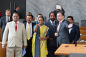 27052013 - Indian incumbent in lower house Meira Kumar visits Slovenia