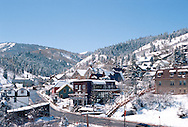 top of Main Street, Park City, Utah
