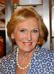 Mary Berry book signing. Celebrity chef and star of The Great British Bake Off meets with fans and signs copies of her book Mary Berry's Cookery Course<br /> Harrods, Knightsbridge, London,<br /> Friday, 31st May 2013<br /> Picture by Nils Jorgensen / i-Images
