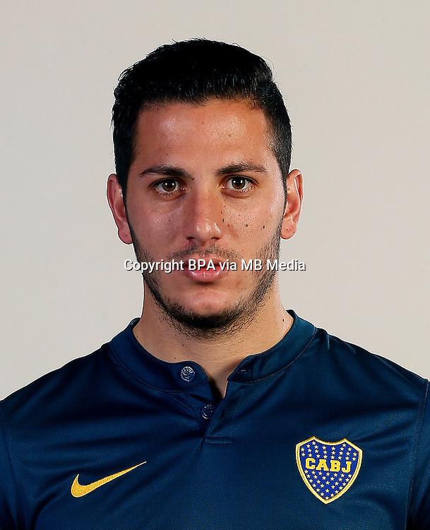 Argentina League - Primera Division 2015 / <br /> Club Atletico Boca Juniors - Argentina - <br /> Gonzalo Castellani