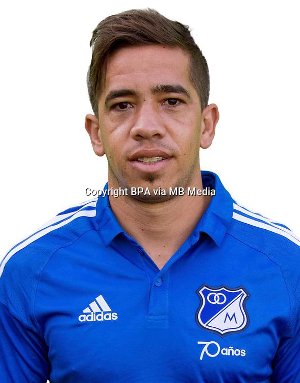 Colombia League - Liga Aguila 2015-2016 - <br /> Millonarios Futbol Club - Colombia / <br /> Maximiliano Ezequiel Nunez