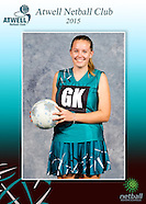 Atwell Netball Club Individual Photos 2015