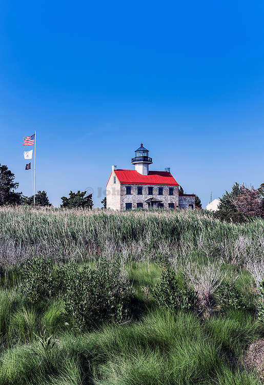 East Point Lighthouse, Maurice River Cove, New Jersey, USA