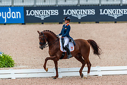 Witte-Vrees Madeleine, NED, Cennin<br /> World Equestrian Games - Tryon 2018<br /> © Hippo Foto - Dirk Caremans<br /> 12/09/18