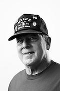 Stan Heaton<br /> Marine Corps<br /> E-5<br /> Military Police<br /> 1976 - 1974<br /> Vietnam<br /> <br /> Veterans Portrait Project<br /> Springfield, MA