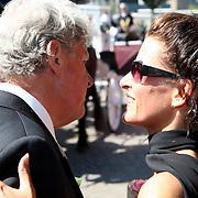 NLD/Laren/20070829 - Huwelijk Willibrord Frequin en Susanne Rastin, dochter Rebecca