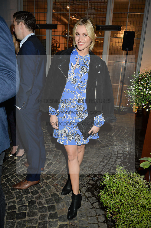 ASHLEY ROBERTS at the Bluebird's End of Summer Party with Taylor Morris held at Bluebird, 350 King's Road, London on 29th September 2016.