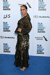 February 23, 2019 - Santa Monica, CA, USA - LOS ANGELES - FEB 23:  Dawn-Lyen Gardner at the 2019 Film Independent Spirit Awards on the Beach on February 23, 2019 in Santa Monica, CA (Credit Image: © Kay Blake/ZUMA Wire)