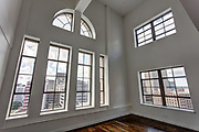 architectural interiors of The Pythian, 234 Loyola Avenue in downtown New Orleans, Louisiana for Studio WTA architects