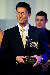 15-12-2008 ALGEMEEN: TOPSPORT GALA: AMSTERDAM Beste coach Josy Verdonkschot<br /> ©2008-WWW.FOTOHOOGENDOORN.NL