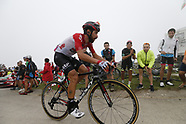 Tour of Spain cycling race - Stage 17 - 12 September 2018