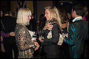 VIRGINIA BATES; MAIA NORMAN, Nightclubbing book launch: Richard Young. Rosewood. London, 252 High Holborn, 24 November 2014.