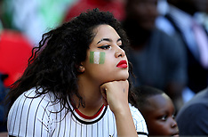 England v Nigeria - 02 June 2018