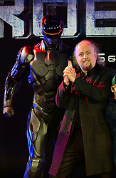 Bill Bailey attends The World Premiere of 'Robocop' UK film premiere, BFI IMAX, London, United Kingdom. Wednesday, 5th February 2014. Picture by Nils Jorgensen / i-Images