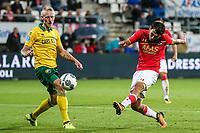 Alkmaar, 19-08-2017, AZ - ADO Den Haag, AZ speler Joris van Overeem