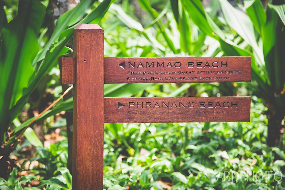 Rayavadee Resort Rai Lei (Railay) Beach Krabi Thailand