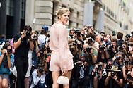 Elena Perminova at Elie Saab Couture FW2015