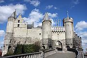 Belgium, Antwerp Steen fort