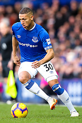 Richarlison of Everton - Mandatory by-line: Robbie Stephenson/JMP - 02/02/2019 - FOOTBALL - Goodison Park - Liverpool, England - Everton v Wolverhampton Wanderers - Premier League