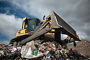 Balleally landfill for Fingal County Council, Environment Department. July 2010.