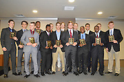 Seven HISD juniors from three different high schools were recognized recently by a professional baseball team for their skill on the field.