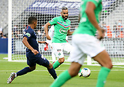 Loic Perrin of Saint-Etienne during the French Cup final football match between Paris Saint-Germain (PSG) and Saint-Etienne (ASSE) on Friday 24, 2020 at the Stade de France in Saint-Denis, near Paris, France - Photo Juan Soliz / ProSportsImages / DPPI