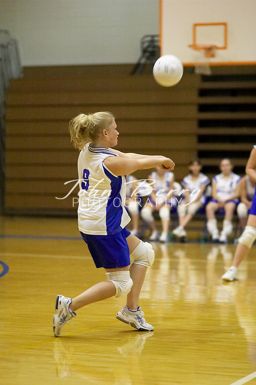 MCHS JV Volleyball vs Rappahannock..September 30, 2004