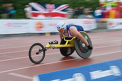 06/08/2017; Agnew, Jack, T54, GBR at 2017 World Para Athletics Junior Championships, Nottwil, Switzerland