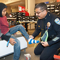 Salvation Army's Annual Sears Holiday Shopping Spree