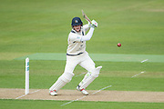 Sam Robson of Middlesex batting during the Specsavers County Champ Div 1 match between Hampshire County Cricket Club and Middlesex County Cricket Club at the Ageas Bowl, Southampton, United Kingdom on 14 April 2017. Photo by David Vokes.
