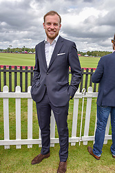 The Earl of Medina at the Cartier Queen's Cup Polo 2019 held at Guards Polo Club, Windsor, Berkshire. UK 16 June 2019. <br /> <br /> Photo by Dominic O'Neill/Desmond O'Neill Features Ltd.  +44(0)7092 235465  www.donfeatures.com