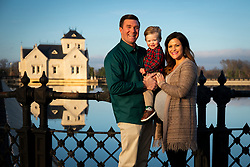 Jennie, Kevin, Winston and Wyatt (En Utero) pose for portraits, Sunday, Dec. 16, 2018  at Water Resevoir in LOUISVILLE.