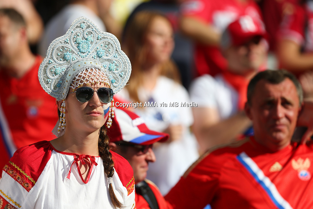 Fans of Russia
