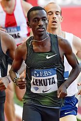 July 20, 2018 - Monaco, France - 1000 metres homme - Solomon Lekuta  (Credit Image: © Panoramic via ZUMA Press)