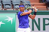 Roland Garros Tennis Open 2017 020617
