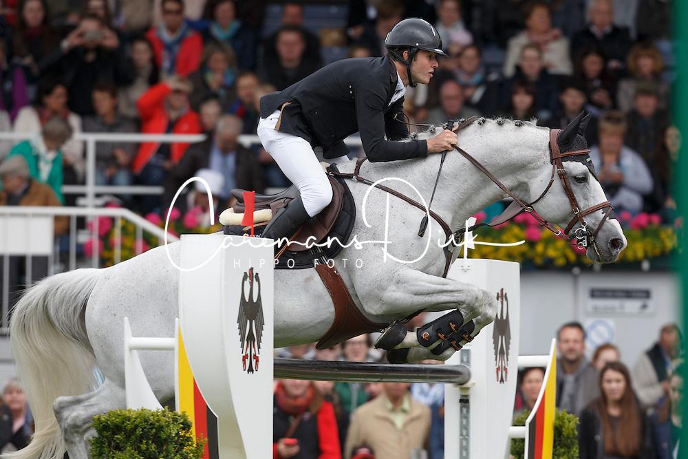 Van Paesschen Constant, (BEL), Citizenguard Toscan de St Hermelle<br /> Rolex Grand Prix, The Grand Prix of Aachen<br /> Weltfest des Pferdesports Aachen 2015<br /> &copy; Hippo Foto - Dirk Caremans<br /> 31/05/15