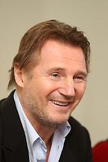 JAN 28 2013 Liam Neeson in Belfast