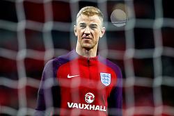 Joe Hart of England warms up - Mandatory by-line: Robbie Stephenson/JMP - 15/11/2016 - FOOTBALL - Wembley Stadium - London, United Kingdom - England v Spain - International Friendly