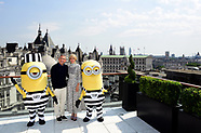 London: Despicable Me 3 Photocall - 21 June 2017