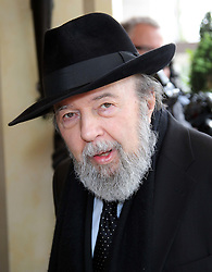 Sir Peter Hall  arriving at the Southbank Sky Arts Awards in London, Tuesday, 1st May 2012.  Photo by: Stephen Lock / i-Images