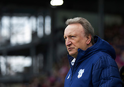 Cardiff City manager Neil Warnock - Mandatory by-line: Jack Phillips/JMP - 13/04/2019 - FOOTBALL - Turf Moor - Burnley, England - Burnley v Cardiff City - English Premier League