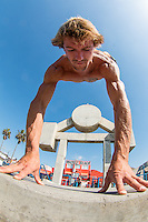 Nicholas Eve Acro Venice Beach California 2014