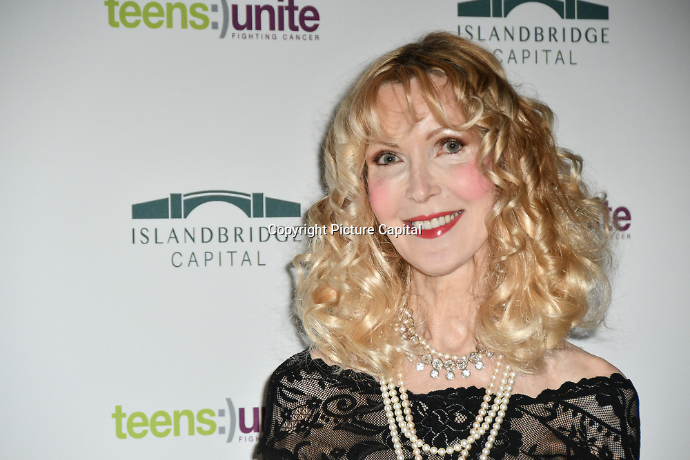 The 5th annual fundraiser benefiting Teens Unite, an organization which brings together young people with cancer to tackle loneliness and isolation. The charity's co-founder Karen Millen OBE designs and directs the event at Dorchester Hotel on 30 November 2018, London, UK.