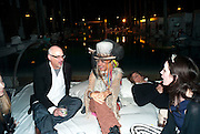 FRANK FRANC; DR. DEB; RYAN HERMAN; CASSIDY WEISS, BY THE POOL, DELANO HOTEL.   Miami Beach. 3 December 2010. -DO NOT ARCHIVE-© Copyright Photograph by Dafydd Jones. 248 Clapham Rd. London SW9 0PZ. Tel 0207 820 0771. www.dafjones.com.