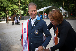Bengtsson Rolf Goran, SWE<br /> FEI Nations Cup - CHIO Rotterdam 2017<br /> © Hippo Foto - Sharon Vandeput<br /> Bengtsson Rolf Goran, SWE